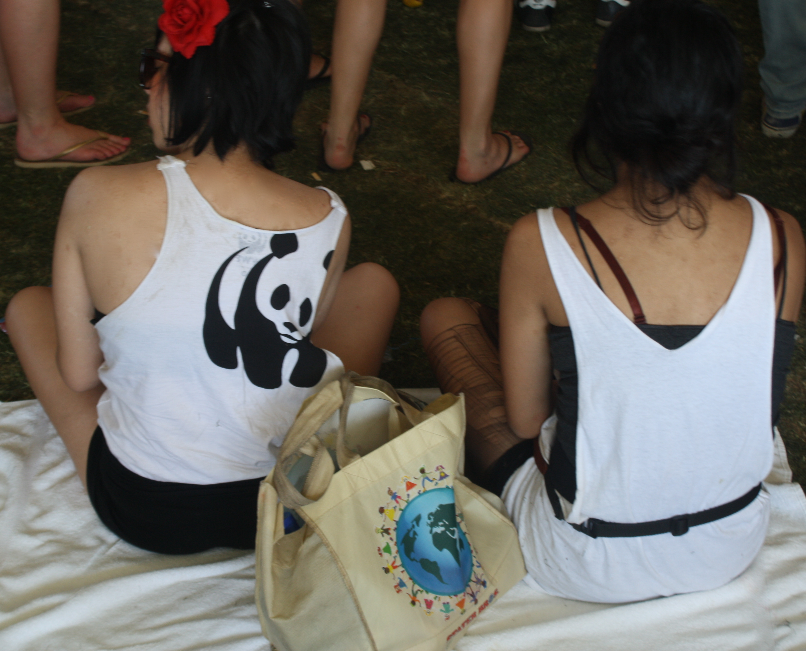 T shirt design qld - A Nice Simple Panda Design On The Right Shoulder A Striking T Shirt
